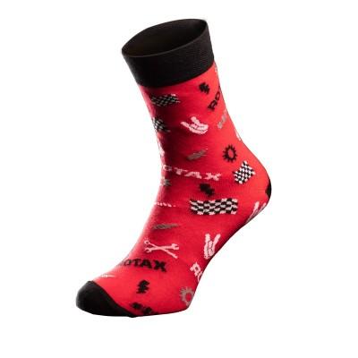"""Rotax Socks """"Fun"""""""