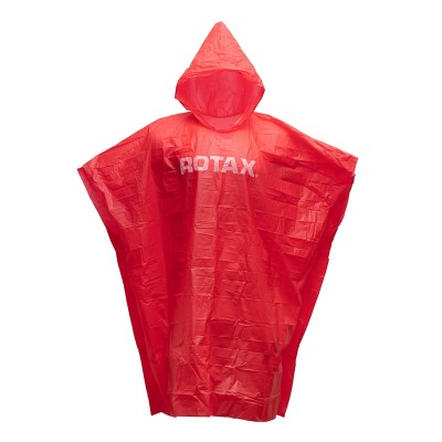 """Rotax Poncho """"Sustainable"""""""